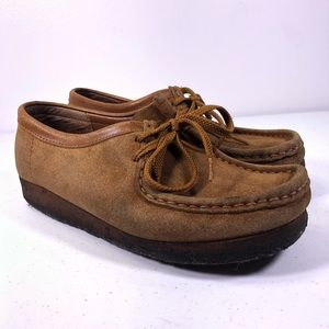 Clarks Original Wallabee Shoes Suede Shoes 78105
